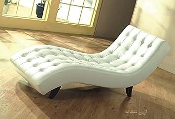 Erstaunlich Voll Leder Relax Liege Sofa Recamiere Chaiselongue Relaxliege Lederliege  5015