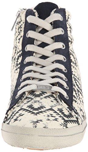 Kim & Zozi Womens Gypster Mode Sneaker Navy