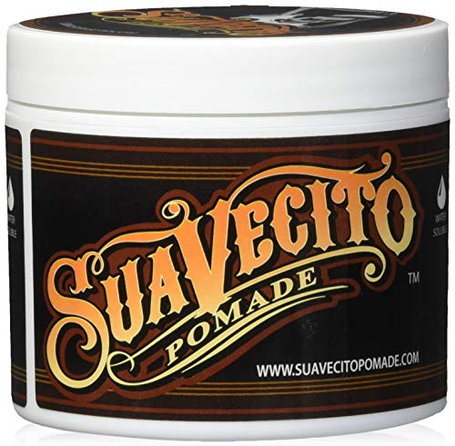 Suavecito Pomade Original Hold, 4 oz