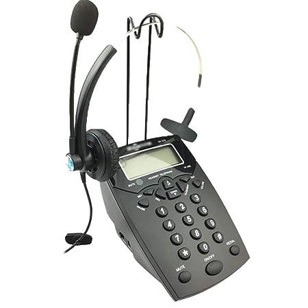 LLYDIAN Teléfono Auricular, Operador, Operador, Centro de Servicio ...