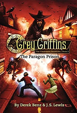 book cover of The Paragon Prison
