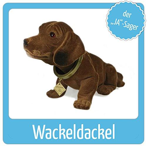 Wackeldackel Original *Großer* - Made in Germany - seit 1965. Einfach Kult !