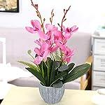 YOBANSA-Orchid-Bonsai-Artificial-Flowers-with-Imitation-Porcelain-Flower-Pots-Phalaenopsis-Fake-Flowers-Arrangements-for-Home-Decoration