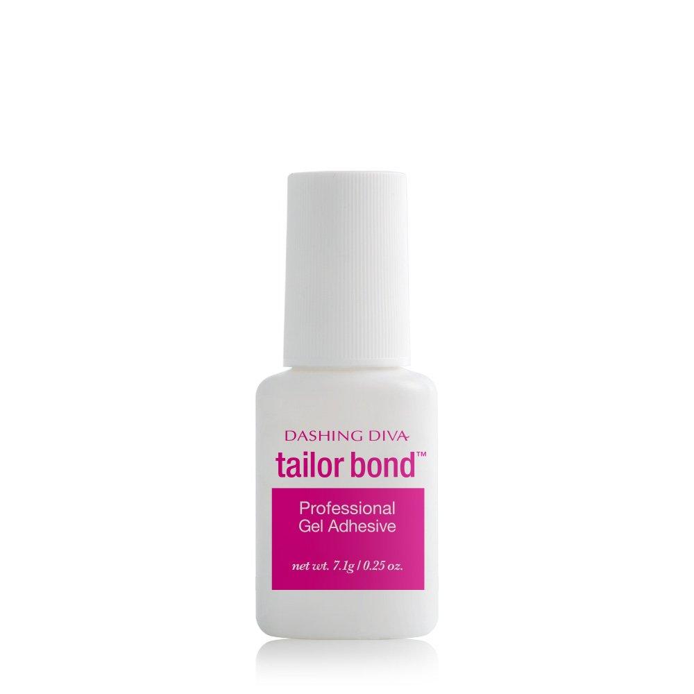 Amazon.com : Dashing Diva Tailor Bond Glue, 2.1 Ounce : False Nails ...