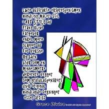 lære abstrakte ekspresjonismen handling maleri stil i ART STYLE av franz kline fargebok enkel moro slapper av for voksne Og barn: bruk som en minnesmerke dekorere vegger som gratulasjonskort unik original håndlagde tegninger  etter artist Grace Divine