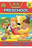 Big Preschool Workbook by School Zone Staff (2014) Paperback