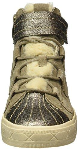 Tamaris 25294, Sneakers Hautes Femme Marron (Pepper/Pew.str 924)