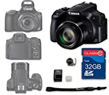 Canon PowerShot SX60 HS Digital Camera - International Version