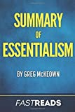 Summary of Essentialism: by Greg McKeown