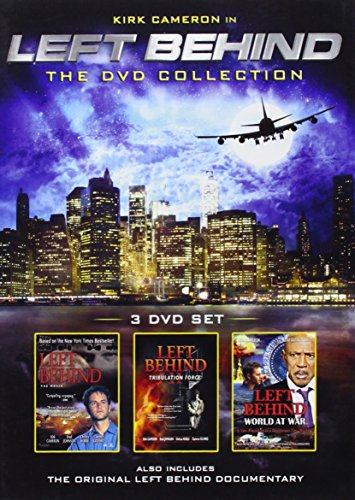 Left Behind: The Collection (Left Behind / Left Behind II: Tribulation Force / Left Behind: World at War) by E1 ENTERTAINMENT