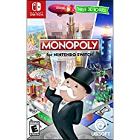 Monopoly Standard Edition for Nintendo Switch by Ubisoft
