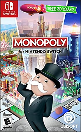 Monopoly - Nintendo Switch Standard Edition