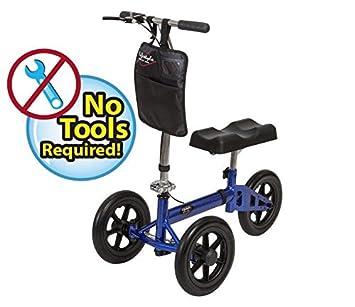 Amazon.com: All Terrain Titan – orientable rodilla Scooter ...
