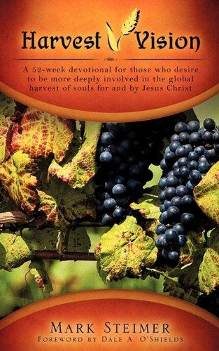 Read Online Harvest Vision pdf epub