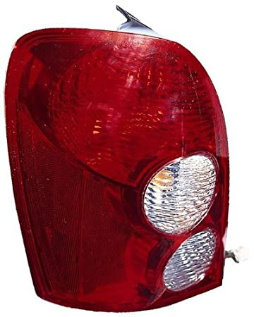 2002 2003 MAZDA PROTEGE 5 HATCHBACK TAIL LAMP LIGHT RIGHT PASSENGER SIDE