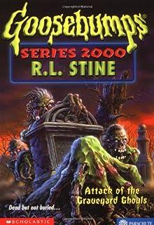Marvelous Attack Of Graveyard Ghouls (Goosebumps Series 2000) Part 19