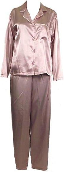 M/&S Marks /& Spencer Women Ladies satin PJs PYJAMA PANTS /& TOP Loungewear size 20