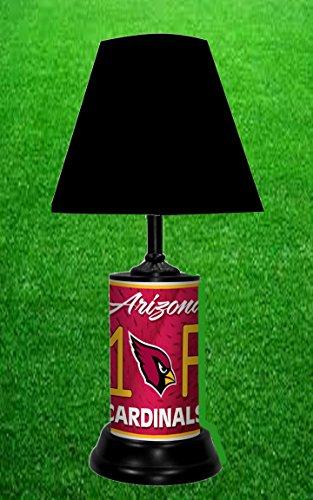 Lamp Cardinal Desk - ARIZONA CARDINALS TABLE LAMP