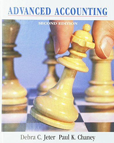 advanced accounting 2nd edition - 3