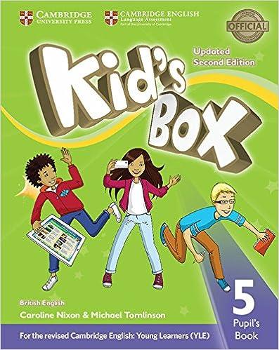Kid's Box Level 5 Pupil's Book British English