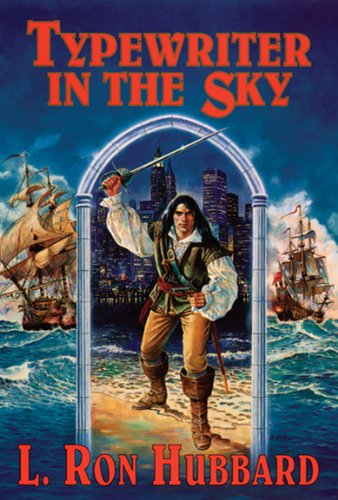 Typewriter in the Sky, In the West Indies Buccaneers Battle a Twist of Fate by L. Ron -