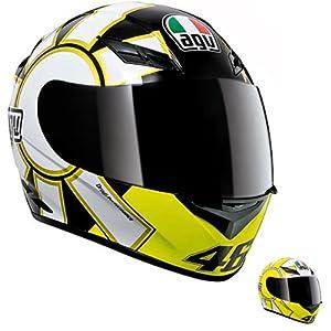 AGV K3 Gothic Full Face Motorcycle Helmet 51oTpB6gMnL