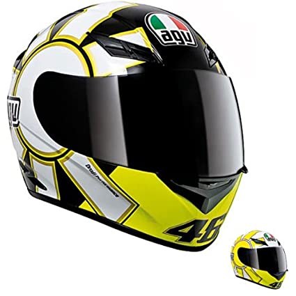 amazon com agv k3 gothic full face motorcycle helmet multicolor