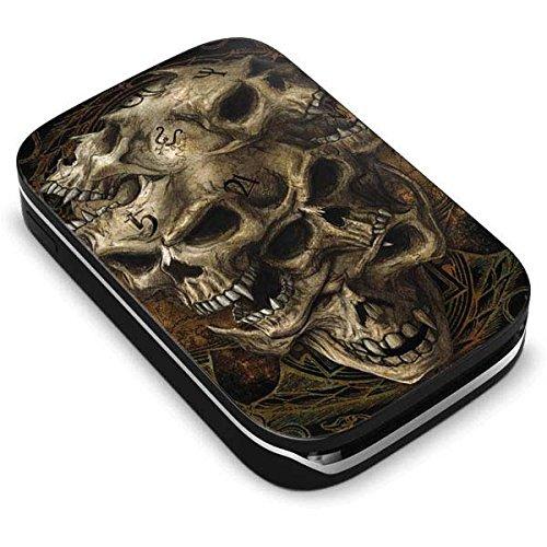 Skull & Bones Sprocket Photo Printer - Black Skin - Alchemy - Gestaltkopf | Skinit Art Skin (Skull Sprocket)