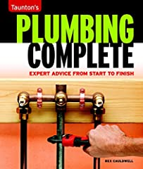If you want to tackle a home plumbing job yourself -- and save a few bucks in the process -- here's the book for you. In Plumbing Complete, master plumber Rex Cauldwell gives you all the expert advice you'll need to handle virtually any plumb...