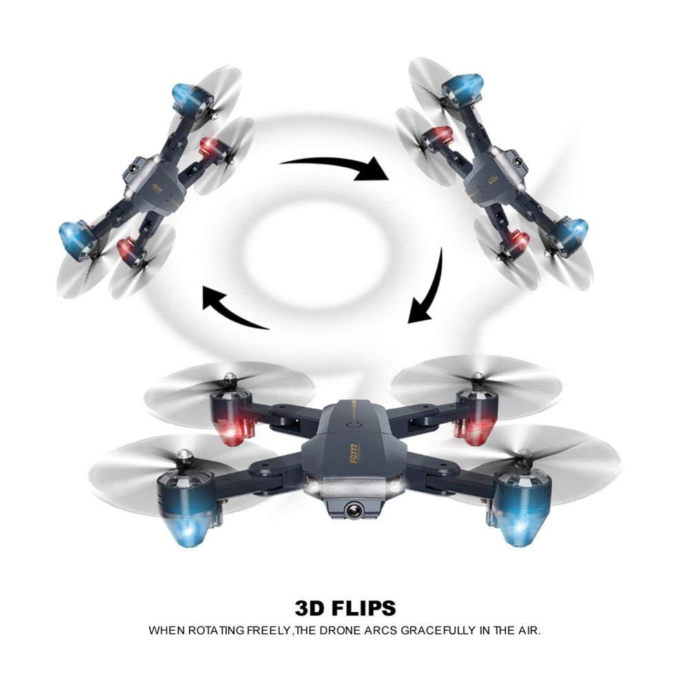 Alian FQ777 FQ35 Klapp Höhe Halten 720 P Wifi FPV Echtzeit Bildübertragung Fernbedienung Flugzeug WFI RC Drone
