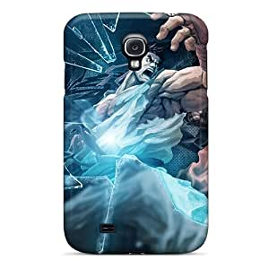Tpu Shockproof/dirt-proof Ryu And Ken Cover Case For Galaxy(s4)