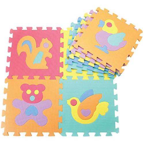 a6f738c3e7a high-quality Alfombra de goma EVA para niños. Puzzles en cada pieza ...