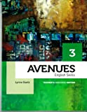 Avenues 3 Skills Annotated Teacher's Edition, Lynne Gaetz, 276135124X