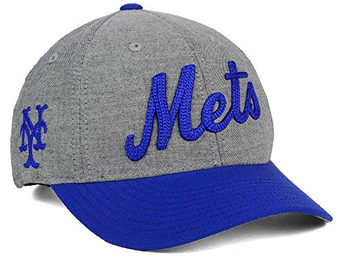 New York Mets Game (New York Mets MLB Baseball Cooperstown Classic Game Snapback Hat Cap)