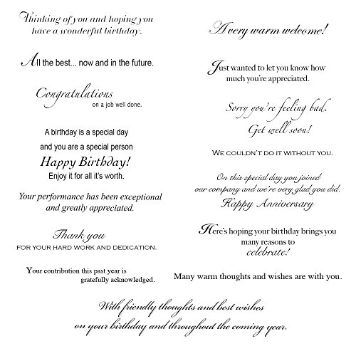 Employee appreciation greeting card assortment a variety box employee appreciation greeting card assortment a variety box set of greeting cards created especially for m4hsunfo
