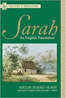 Book Sarah (Texts and Translations)
