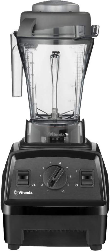 Vitamix Explorian E310 Batidora, Libre BPA, 10 Velocidades, Negro