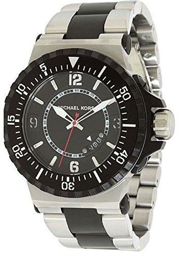 Michael Kors Reloj analogico para Hombre de Cuarzo con Correa en Acero Inoxidable MK7059: Amazon.es: Relojes