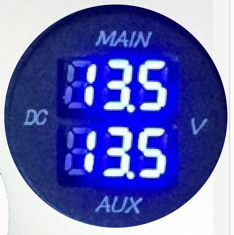 True UTV-SBI-15CM UTV Dual Battery Connect & Monitor Kit by True Decor (Image #2)