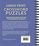 Brain Games - Large Print Crossword Puzzles