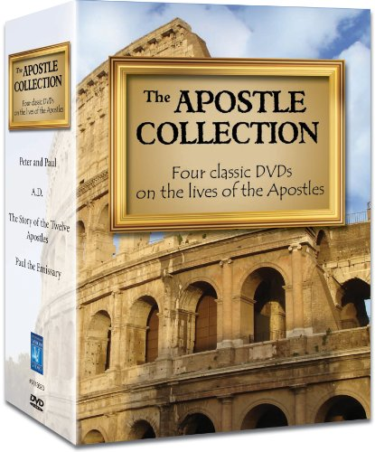 The Apostle Collection: Peter and Paul / A.D. / The Story of the Twelve Apostles / Paul the Emissary by Vision Video