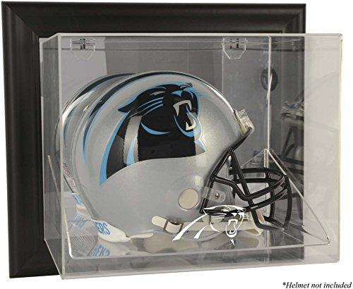 (Mounted Memories Carolina Panthers Wall Mounted Helmet Display - Carolina Panthers One)
