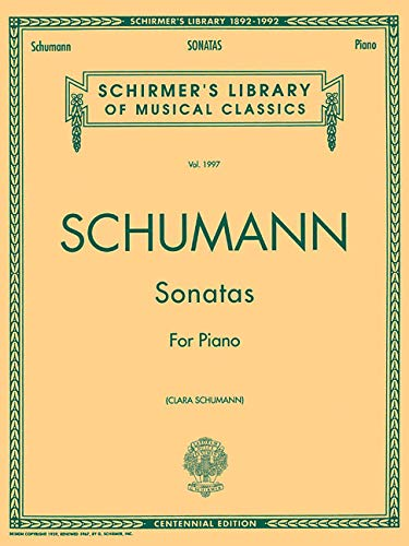 Sonatas: Schirmer Library of Classics Volume 1997 Piano Solo (Schirmer's Library of Musical Classics)