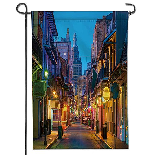 AmaPark Patriotic Garden Flag,Double-sided,pubs and bars wit