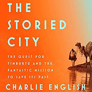 The Storied City Audiobook