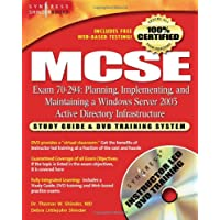 MCSE Planning, Implementing, and Maintaining a Microsoft Windows Server 2003 Active Directory Infrastructure (Exam 70-294): Study Guide and DVD .Net Study Guide & DVD Training Systems