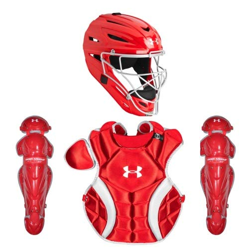Under Armour PTH Victory Catchers Kit (12-16) (Best Catchers Gear For High School)