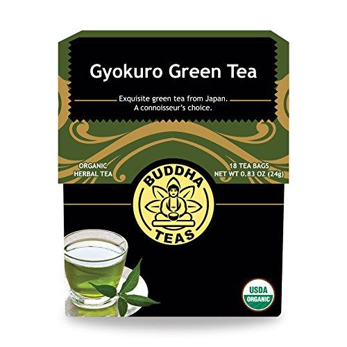 Organic Japanese Gyokuro Green Tea
