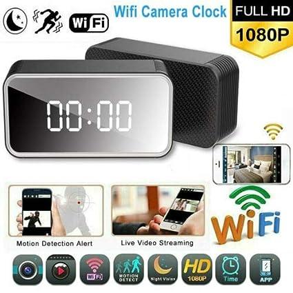 RONSHIN H13 WiFi Reloj Camero 4K HD Soporte MAX 128 GB ...