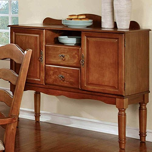 1PerfectChoice Spring Creek Kitchen Dining Side Server Buffet Table Country